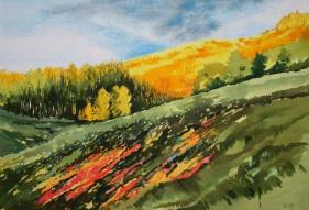 Yellow Mountain Creede