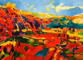 Red Canyon 22x26